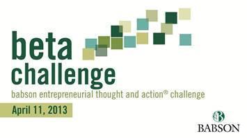 2013 B.E.T.A. Challenge Finals