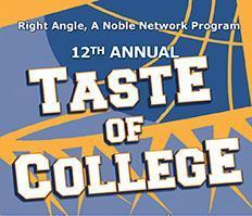 12th Annual Taste of College