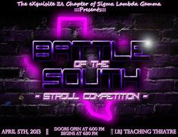 Battle of the South  Stroll - Off