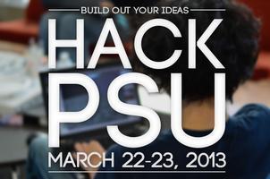 HackPSU - Hackathon at Penn State