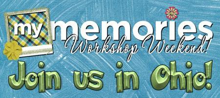 MyMemories Scrap-A-Thon Workshop!!