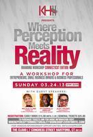 Where Perception Meets Reality Branding Workshop...