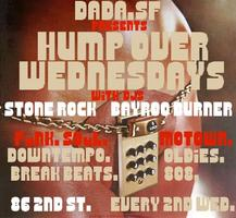Hump Over 2nd Wednesday's at DaDa Bar