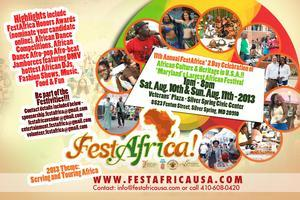 "FestAfrica ""Meet & Greet"" Appreciation Social"