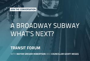 Broadway Subway – What's Next?