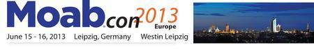 MoabCon 2013 Europe