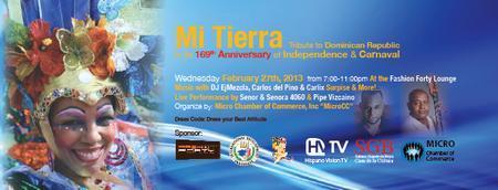 IDI Support Mi Tierra 2013 Tribute to Dominican...
