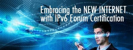 Embracing the New Internet with IPv6 Forum...
