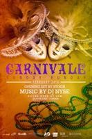 Sunday Funday Carnivale Style at The W Hotel Hoboken...