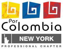 PorColombia NYC Professional Social Networking Happy Ho...