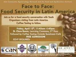 Food Security in Latin America