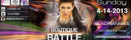 Boutique Battle:  The Best of 2013