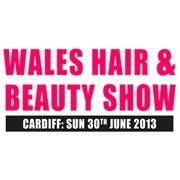 AVPT at Wales Professional Hair & Beauty Show 2013