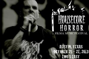 Phil Anselmo Presents: HOUSECORE HORROR FILM FEST BADGES...