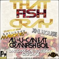 Phase One Program & XNL All-U-Can-Eat Crawfish Boil...
