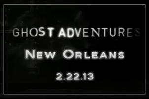 Ghost Adventures: New Orleans - Episode Viewing Party