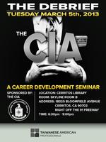 The Debrief – A Career Development Seminar (Sponsored...