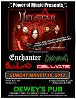 THe return of Heavy Metal legends:  HELSTAR