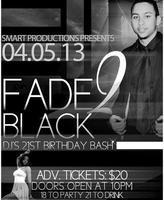 All Black Affair: Birthday Edition