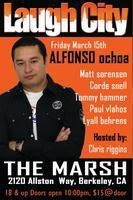 Laugh City w/ Headliner Alfonso Ochoa