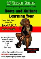 JAMAICA ROOTS AND CULTURE LEARNING TOUR