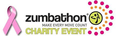 ZUMBATHON® TO BENEFIT BREAST CANCER AWARENESS