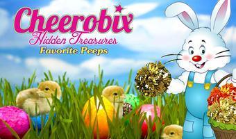 March Cheerobix Workshop - Hidden Treasures and...
