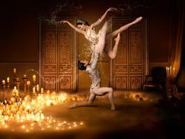 Queensland Ballet's Cinderella Pre-Show Company Class