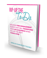 Rip-up the to-do list: Discover time management...