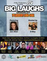 "Big Laughs in Little Tokyo ""Fusion Ha-Ha"" Show"