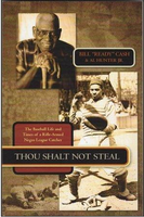 """Thou Shalt Not Steal: The Baseball Life and Times of..."