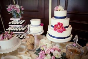 "Eat ""Wedding"" Cake!!!"