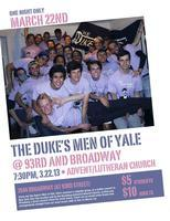 The Duke's Men of Yale - NYC public concert 2013