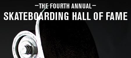2013 Skateboarding Hall of Fame and Icon Awards...