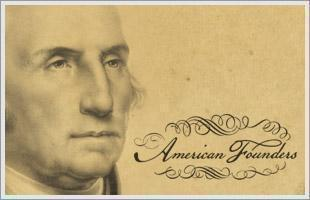 American Founders Luncheon - In the Beginning: Washington...