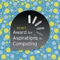 2013 Colorado NCWIT Award for Aspirations in Computing...