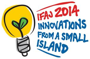 Innovations from a Small Island - the launch