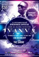 D.I.S Entertainment Presents IYANYA Live in Chicago