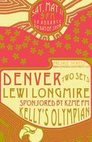 Denver (two sets) with Lewi Longmire