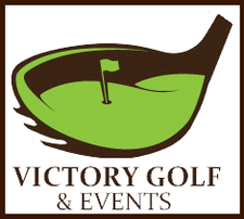 Victory Golf & Events logo