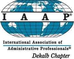 IAAP DeKalb Administrative Professionals Week Seminar