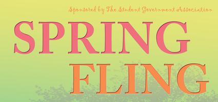 SGA Spring Fling