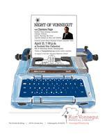 Night of Vonnegut with Clarence Page