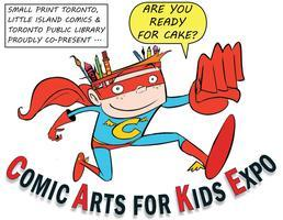 6) Comic Arts for Kids Expo - Max Finder Mystery Team...