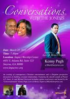Conversations with The Joneses - An Evening of...