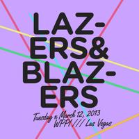 LAZERS & BLAZERS (Airplanes & Blazers 3)