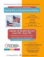 """Serie de Debates """"Nuestra América"""": Puerto Rico y el..."""