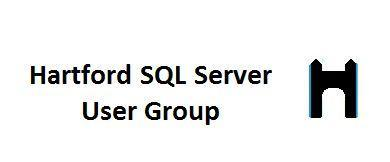 Hartford SQL Server User Group April Meeting
