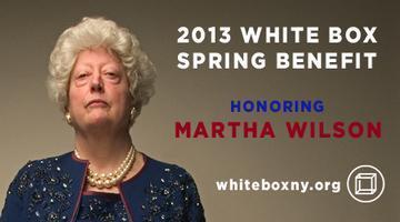 2013 WHITE BOX SPRING BENEFIT