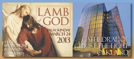 2013 LAMB OF GOD Oakland Cathedral of Christ The Light...